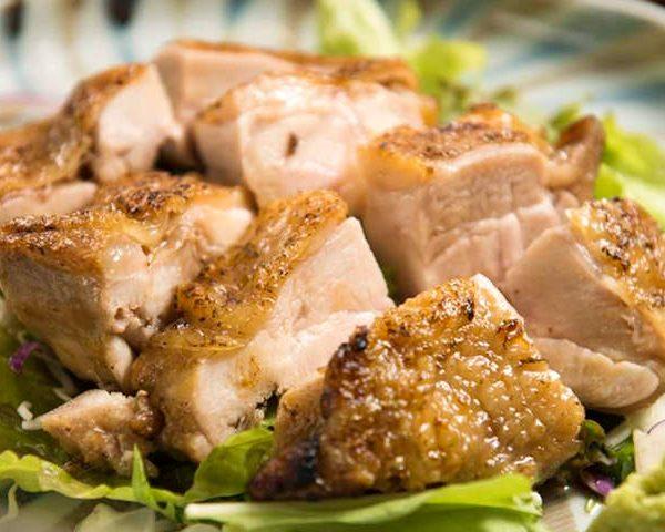薩摩芋鳥一枚焼